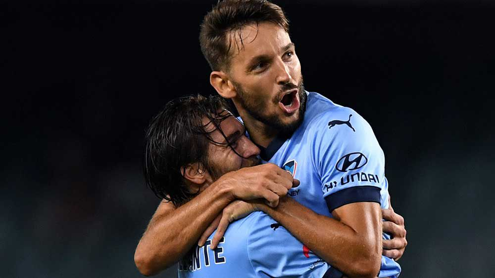 Sydney FC ease past Phoenix for 14th win