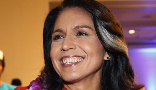 Rep. Tulsi Gabbard has announced she'll run for president in 2020.