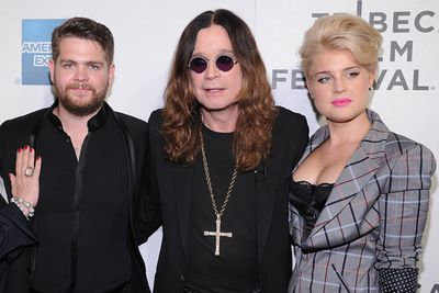 Dad to Kelly and Jack, Ozzy Osbourne, might rock on stage but the Black Sabbath singer is more cringe worthy than cool when it comes to being a parent. Ozzy once dressed up as a werewolf and locked Kelly's friends in the garden shed. <br/><br/>He's also been known to tie Kelly down down and cut off her g-string in front of her friends, as well as get banned from parent-teacher evenings for falling asleep. <br/>
