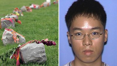 <p><strong>Virginia Tech shooting, 2007 – 32 killed, 17 injured</strong> </p> <p>Until today the most deadly US shooting, 32 people were shot dead at the Virginia Tech campus on April 16, 2007 by student, Seung-Hui Cho. Cho opened fire on the campus in two separate attacks, across two hours, before shooting himself. (AAP)</p>