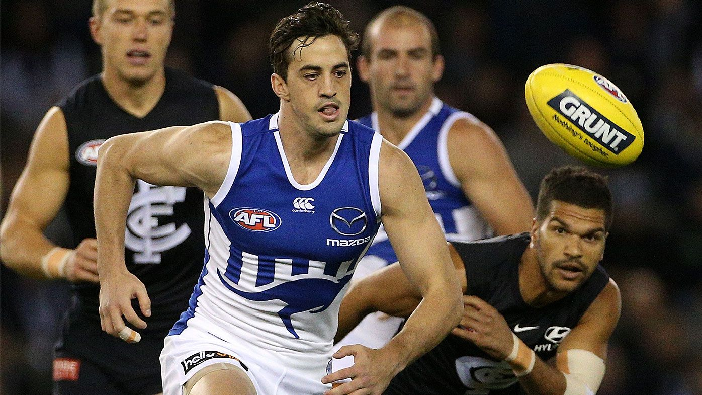 North Melbourne extend Taylor Garner AFL ban over bar fight