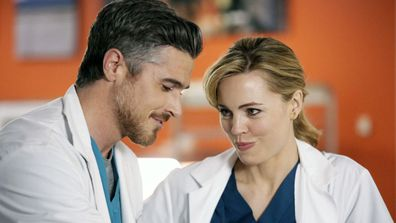 Heartbeat Melissa George Dave Annable