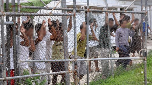 Manus Island, Nauru refugees could be resettled in Australia, UN claims