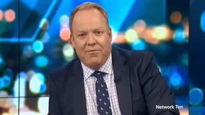Peter Helliar has been targeted in a Facebook scam