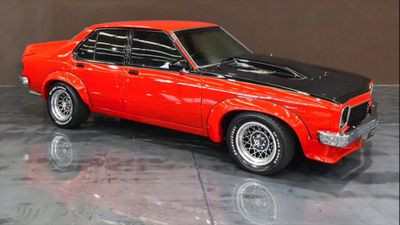 1977 Holden Torana to fetch $200,000 at auction