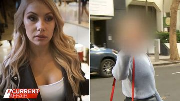 Woman's extreme steps to track down alleged identity thief