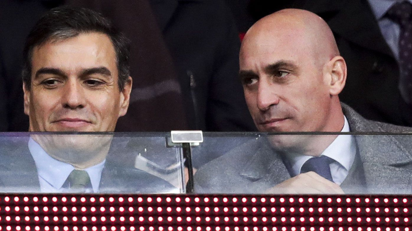 Spanish football league boss slams waste of coronavirus tests on healthy players