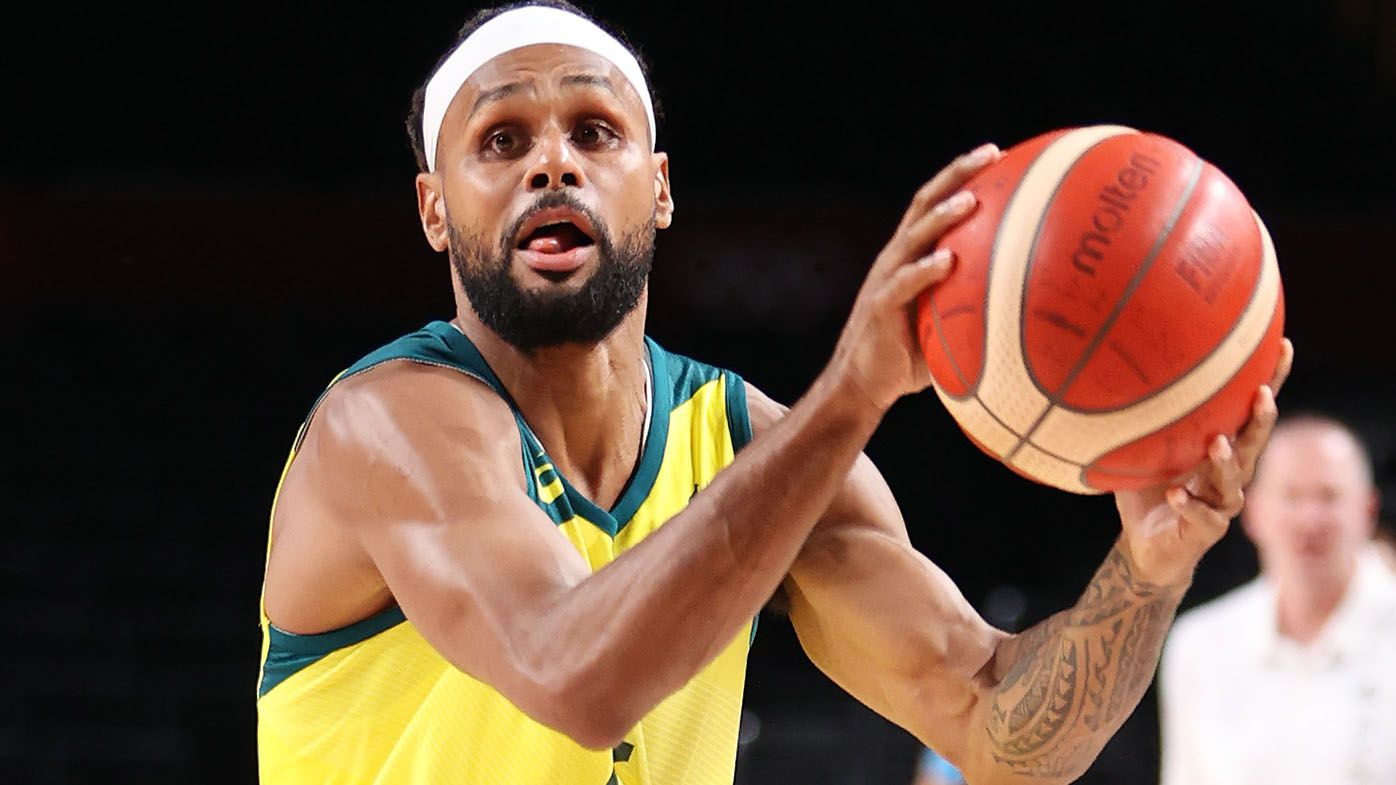 Boomers hero Mills signs with NBA superteam