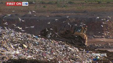Crackdown on waste tips that could pose a risk to the community