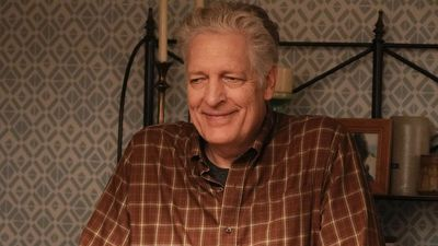 Clancy Brown plays Ed