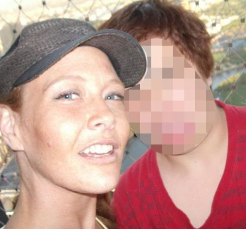 Ms Browne drove up to 130km/h before ramming her Volvo into the back of the vehicle her partner and his new lover were driving in.