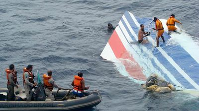 The Malaysia Airlines flight MH370 has drawn comparisons to the 2009 doomed Air France Flight 447 plunged into the Atlantic, killing all 228 people on board. Some debris was found the next day but it took authorities nearly two years to recover the black box. A report into the incident was released three years after the crash and determined that both technical and human error were responsible for the incident.