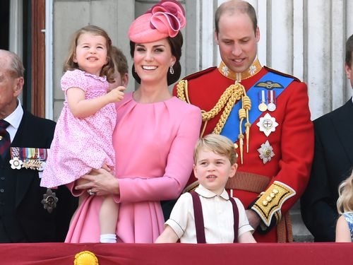 Princess Charlotte and Prince George are expected to play a part in the big day, and Prince William has been asked to be best man. (PA/AAP)