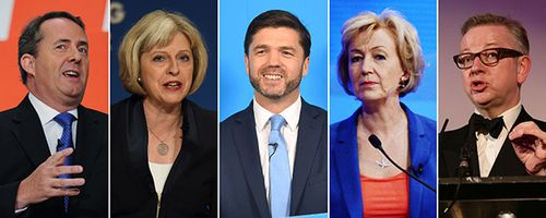 UK looks set to have second female prime minister as voting begins on leadership