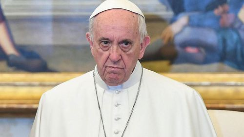 Pope Francis received a victim's letter in 2015 that graphically detailed how a priest sexually abused him and how other Chilean clergy ignored it.