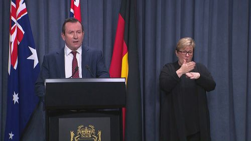 Premier Mark McGowan said that the new case, a 37-year-old man, is currently being interviewed by health staff after initially testing positive for the virus yesterday.