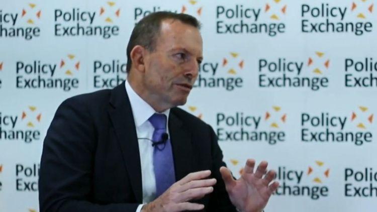 Abbott urges lifting of virus restrictions