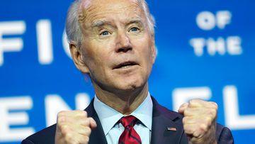 President-elect Joe Biden  announces his health care team.