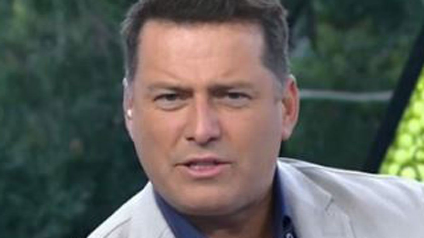 Karl Stefanovic lashes Australian Open qualifier's 'disgusting' ball-girl act