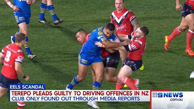 Terepo stood down, to miss Auckland Nines