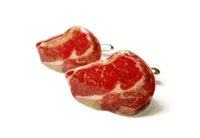 Steak cuffs