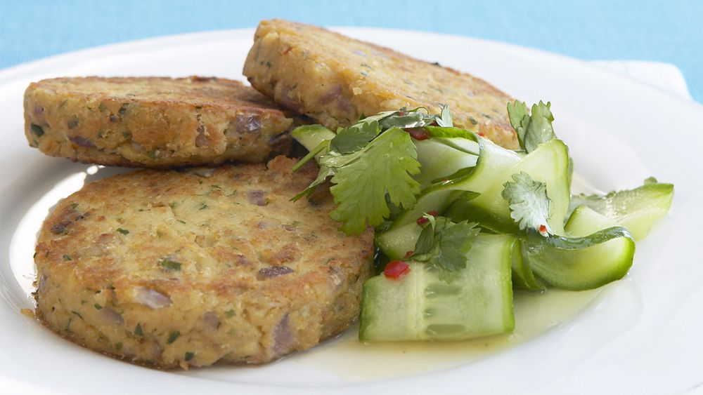 Tofu patties