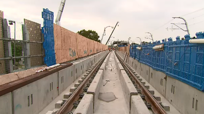 First section of controversial Skyrail to open next month