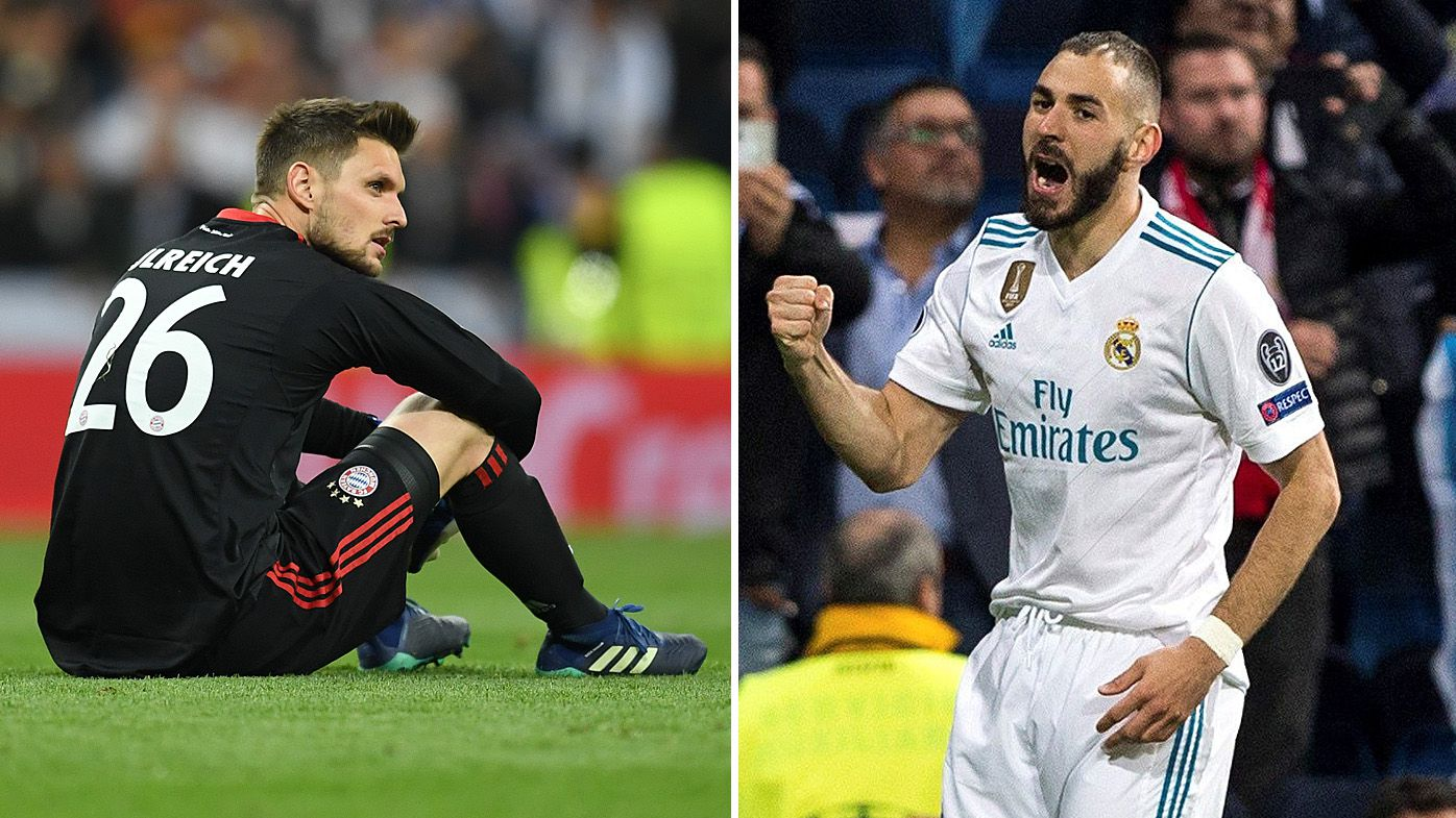 Real Madrid into Champions League final after defeating Bayern Munich 4-3 on aggregate