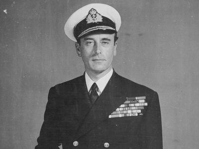 Lord Louis Mountbatten, 1979