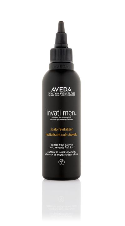 "<a href=""http://www.aveda.com.au/cms/invatimen.tmpl?cm_mmc=Google-_-Brand_Male_Hair%20care-_-Invati%20Men-_-aveda%20invati%20men"" target=""_blank"">Aveda Invati Men Scalp Revitalizer, $89.</a>"