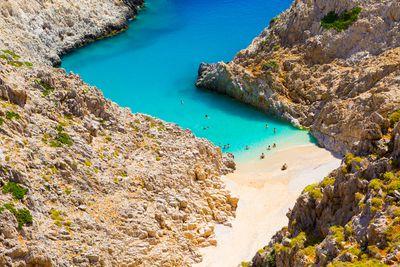 3. Crete, Greece