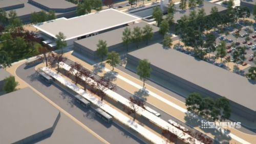 The Thornlie to Cockburn Link and the Yanchep rail extension projects are worth more than $1b. Picture: 9NEWS
