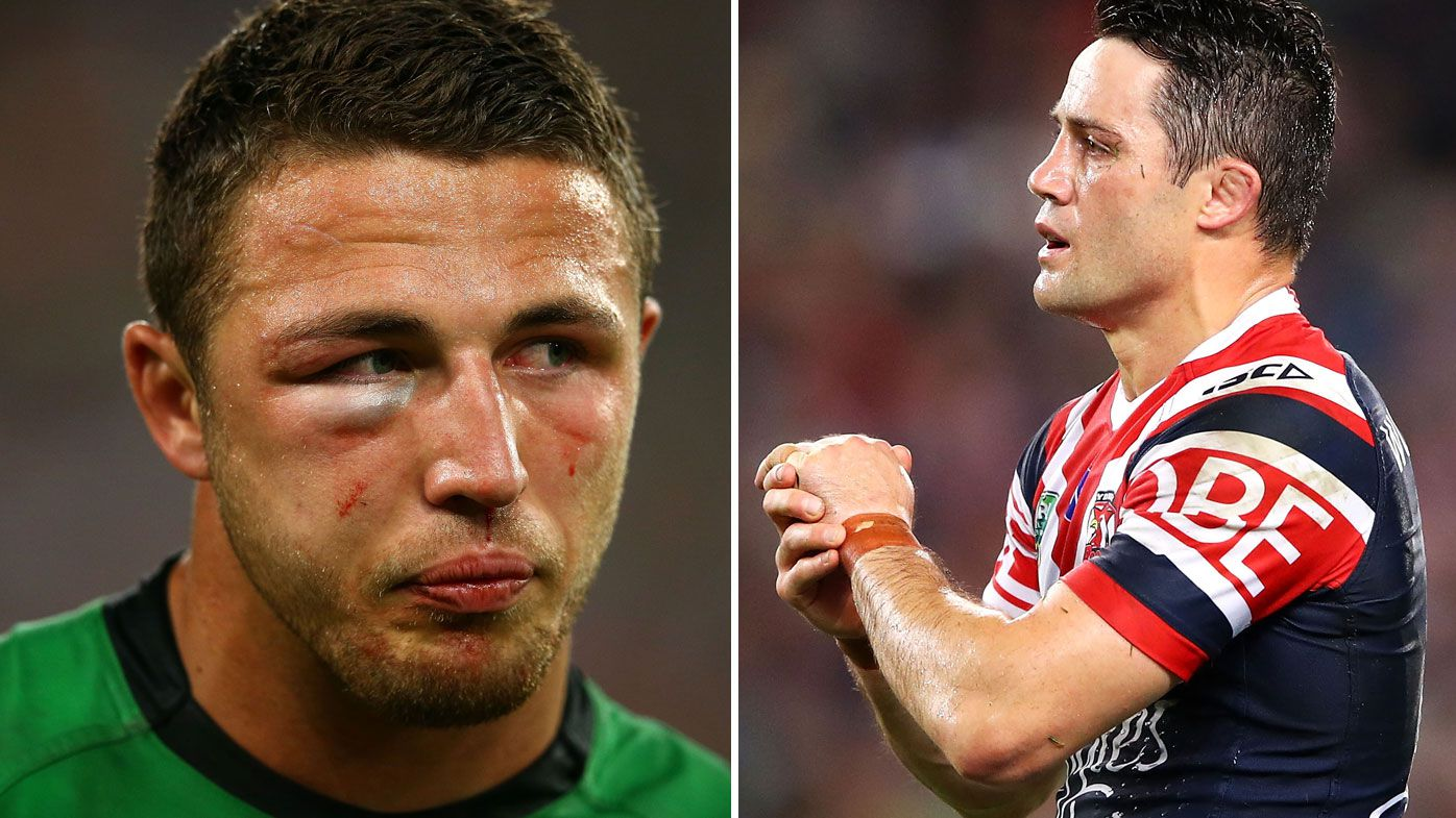 'It's right up there': Peter Sterling ranks injured Cooper Cronk's grand final ahead of Sam Burgess'