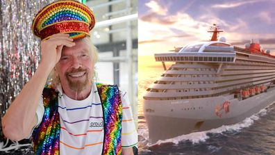 Virgin Voyages Scarlet Lady LGBTQI Cruise