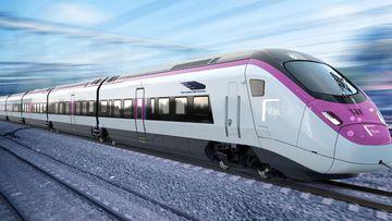 Victoria unveils high speed rail plan