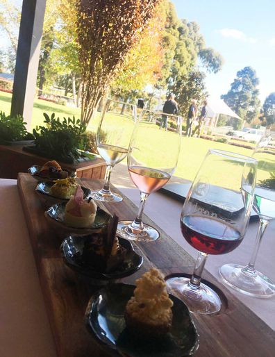 Mandoon Estate dessert Tasting Experience, Swan Valley