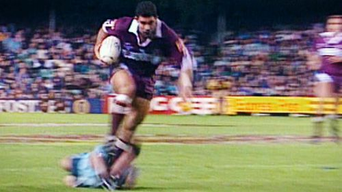 Meninga has been an icon for the Queensland Maroons as a player and a coach.