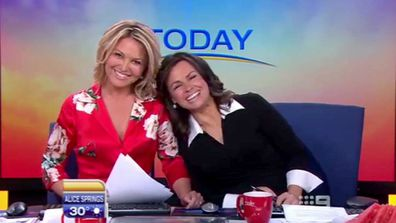There is no forgetting Georgie Gardner's now infamous 'long stabby thing' comment or the time she was forced to defend her buns.