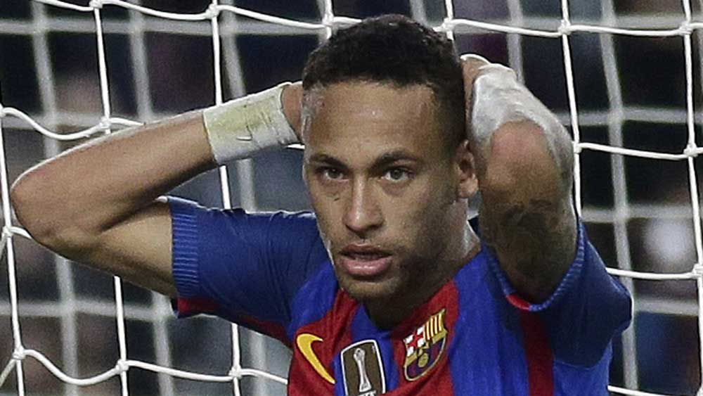 La Liga rejects Neymar fee over PSG move