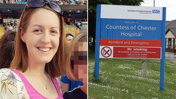 Nurse Lucy Letby has been arrested over the murder of eight babies. Picture: Facebook