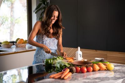 Melissa Ambrosini, nutrition expert and Wild Olive ambassador