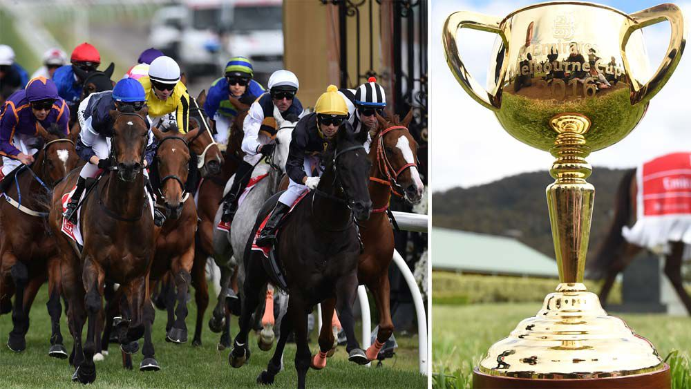 Melbourne Cup live updates: Rekindling wins 2017 Melbourne Cup from Johannes Vermeer