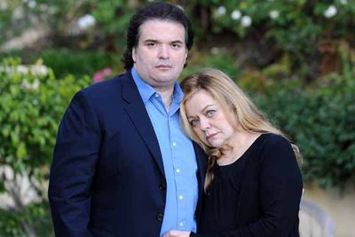 <br/>Simon and Brittany's mum Sharon, left, set up The Brittany Murphy Foundation, a non-profit organization for children's arts, but they're caught out for not registering it as a charity and are forced to hand back the thousands of dollars of donations. <br/>