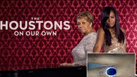 Watch: Whitney Houston's family react to Bobbi Kristina's engagement on new reality TV show