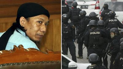 Indonesian cleric sentenced to death over ISIS suicide bomb attacks