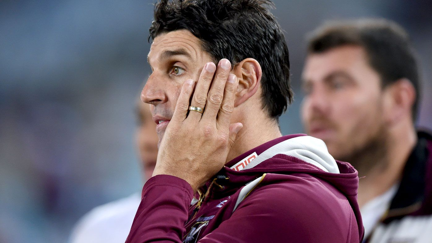 Former NRL star Willie Mason reveals mood of mutiny at Manly Sea Eagles under Trent Barrett