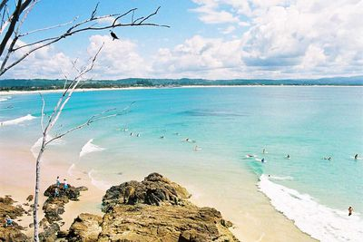 2. The Pass Byron Bay, NSW, Australia<br /> 2,145,476 hastags