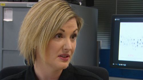 ThinkUKnow's Brooke Jones said offenders often started out by being charming and positive.