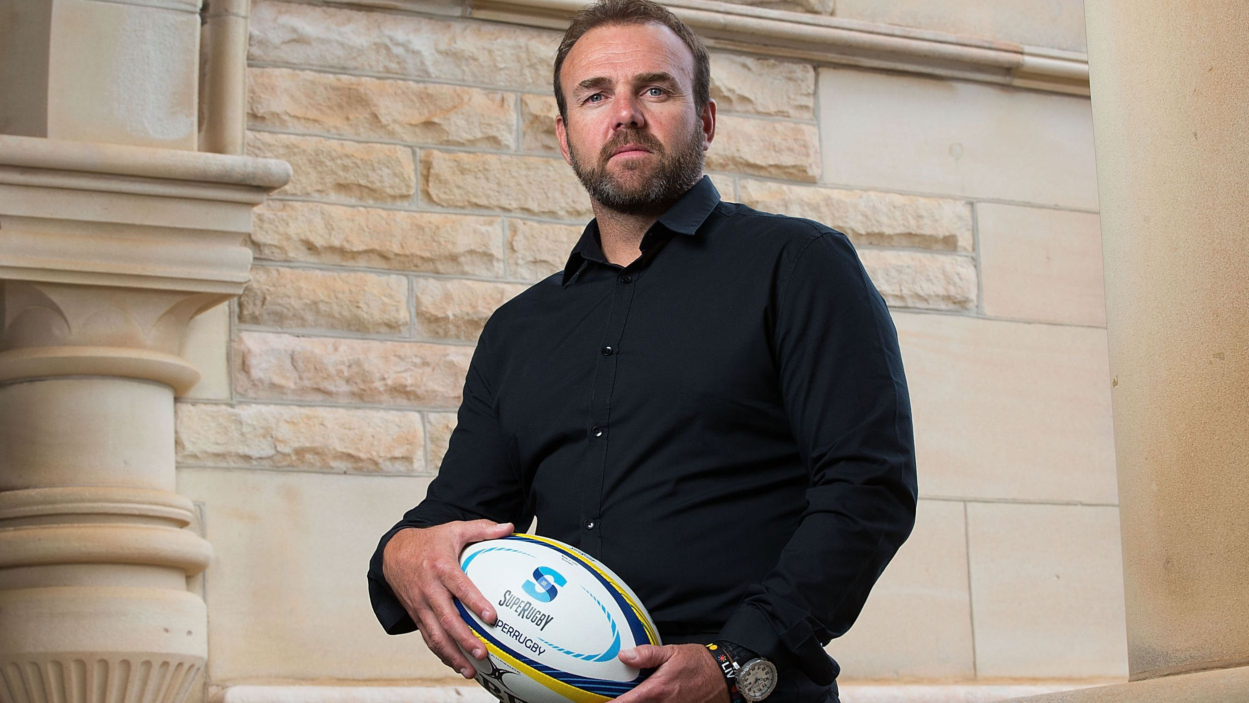 Andy Marinos is now running Rugby Australia.