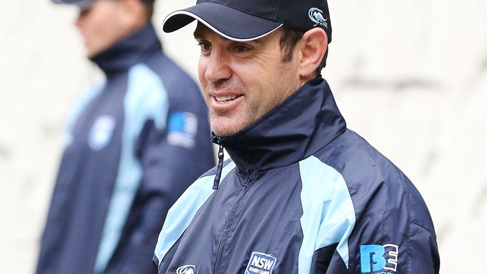 Brad Fittler yet to hear from NSWRL but keen on Blues State of Origin coaching job